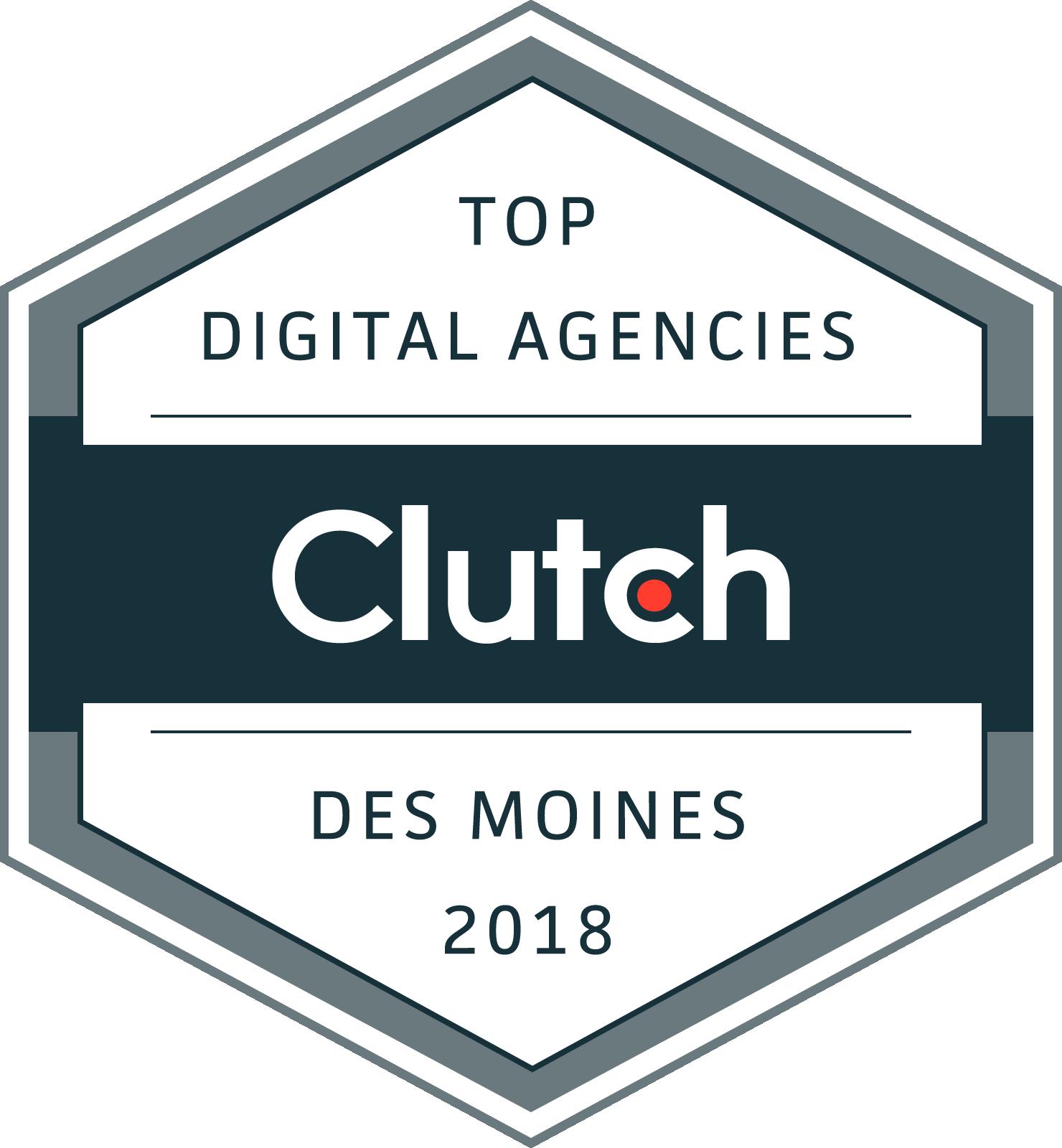 Top Digital Agencies in Des Moines