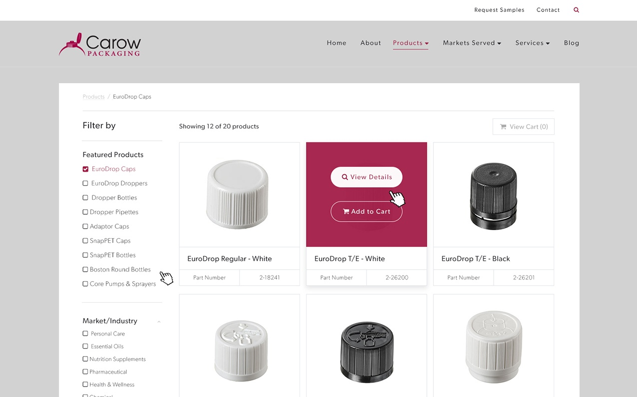 Carow Products