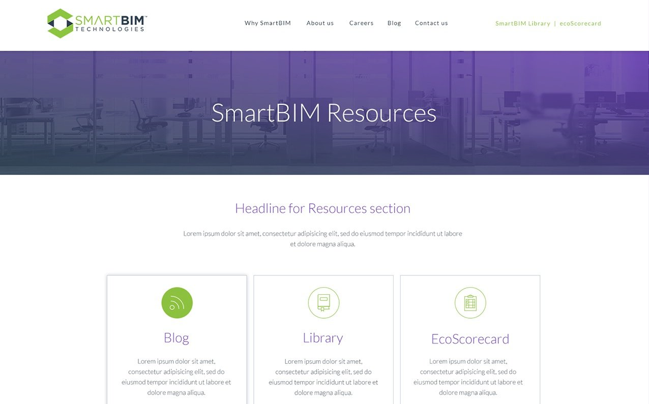 SmartBIM Resources
